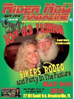 Rider Now Magazine, April 2014 - CLICK HERE