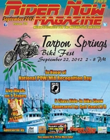 Rider Now Nagazine September 2012 Edition, pgs 1-48.  CLICK HERE